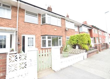 Thumbnail 3 bed terraced house for sale in Sutherland Road, Blackpool, Lancashire