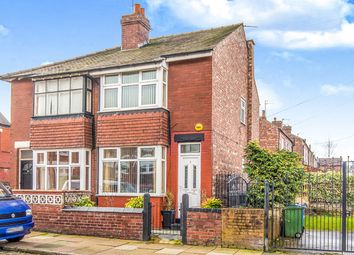 Thumbnail 2 bed semi-detached house for sale in Reservoir Road, Stockport