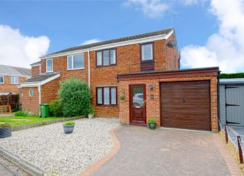 Thumbnail 3 bed semi-detached house for sale in Lancaster Drive, St. Ives, Cambridgeshire