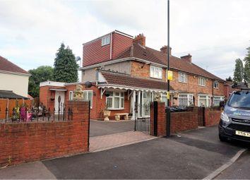 Thumbnail 4 bed semi-detached house for sale in Nesbit Grove, Birmingham