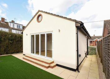 Thumbnail 2 bed detached bungalow to rent in Fieldside, Long Wittenham