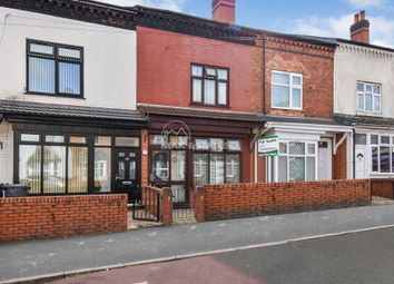 Thumbnail 3 bed terraced house for sale in Anderton Road, Birmingham