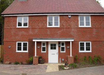 Thumbnail 4 bed detached house to rent in Wakefords Copse, Church Crookham