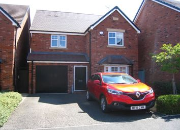 4 bed detached house for sale in Bellerose Close, Bannerbrook, Coventry CV4