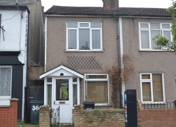 Thumbnail 2 bed terraced house to rent in Uplands Road, Croydon