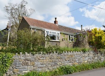 Thumbnail 3 bed detached bungalow for sale in Top Street, Pilton, Shepton Mallet