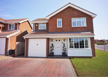 Thumbnail 4 bed detached house for sale in Chatsworth Avenue, Telscombe Cliffs