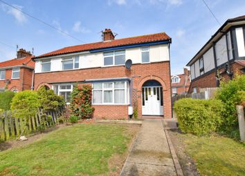 Thumbnail 3 bedroom semi-detached house to rent in Station Road, Cromer