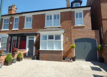 Thumbnail 5 bed end terrace house for sale in Serpentine Road, Harborne, Birmingham