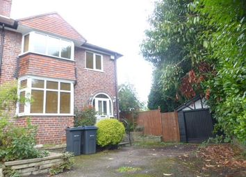 Thumbnail 3 bed semi-detached house for sale in Wentworth Park Avenue, Birmingham