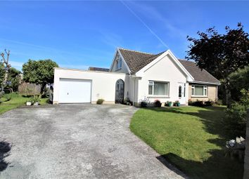 Thumbnail 4 bed detached bungalow for sale in Elm Grove, Neyland, Milford Haven, Pembrokeshire.