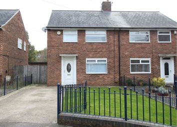 Thumbnail 2 bed semi-detached house for sale in Westerdale Grove, Hull, East Yorkshire
