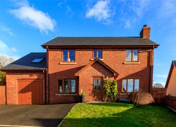 Thumbnail 5 bed detached house for sale in The Furrows, Little Dewchurch, Hereford