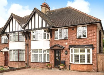 4 bed semi-detached house for sale in Manor Park Gardens, Edgware HA8