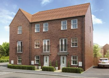 "Thumbnail 4 bed end terrace house for sale in ""Haversham"" at Wheatley Close, Banbury"