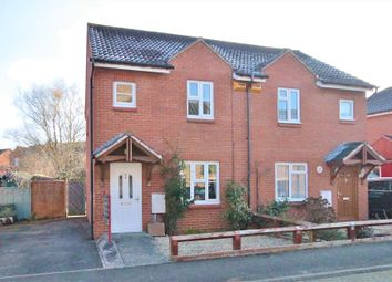 Thumbnail 2 bed semi-detached house for sale in Avens Way, Oxford