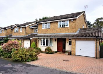 Thumbnail 4 bed detached house for sale in Quarry Way, Stapleton