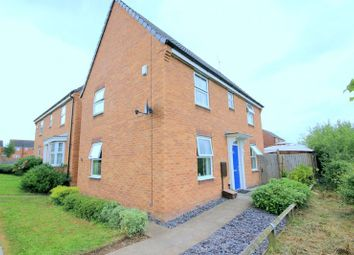 Thumbnail 3 bed detached house for sale in Snowgoose Way, Newcastle-Under-Lyme