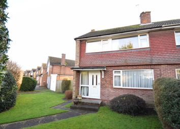 Thumbnail 3 bed semi-detached house to rent in Hithercroft Road, High Wycombe
