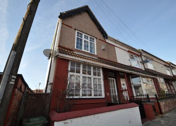 Thumbnail 2 bed end terrace house to rent in Balfour Road, Wallasey