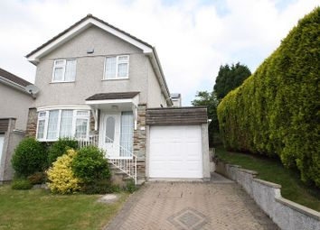 Thumbnail 3 bed detached house to rent in Culver Close, Plymouth, Devon