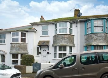 3 bed terraced house for sale in Parc Terrace, Newlyn, Penzance, Cornwall TR18