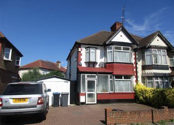 Thumbnail 3 bed semi-detached house for sale in Castleton Avenue, Wembley