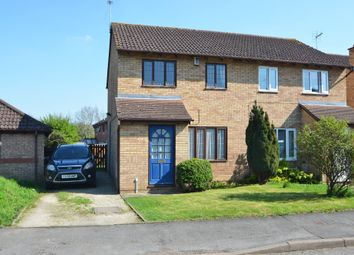 Thumbnail 3 bed semi-detached house for sale in Cornwallis Road, Bilton, Rugby