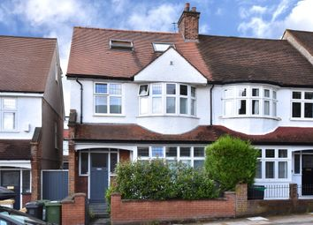Thumbnail 5 bed semi-detached house for sale in Courtrai Road, London