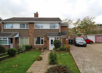 Thumbnail 4 bed semi-detached house for sale in Freshwater Avenue, Hastings, East Sussex