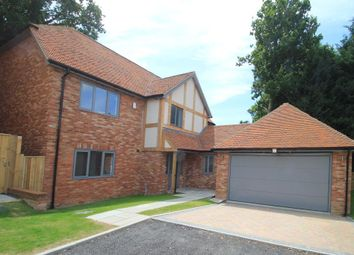 Thumbnail 4 bed detached house for sale in Cedar Close, Northiam, East Sussex