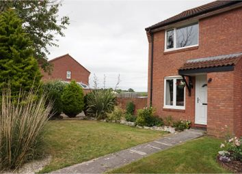 Thumbnail 2 bed semi-detached house for sale in Richards Close, Wellington