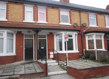 Thumbnail 4 bed terraced house to rent in Red Bank Road, Blackpool