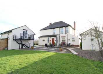 Thumbnail 4 bed detached house for sale in Llanymynech