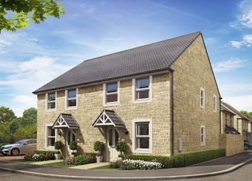 "Thumbnail 3 bed end terrace house for sale in ""Ashurst"" at Temple Inn Lane, Temple Cloud, Bristol"