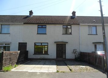 Thumbnail 3 bed terraced house to rent in Greenpark Drive, Muckamore, Antrim