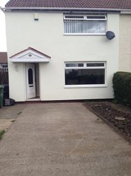 Thumbnail 2 bed semi-detached house to rent in Fallowfield, Gateshead