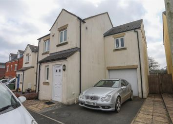Thumbnail 4 bed detached house for sale in Station Close, Holsworthy