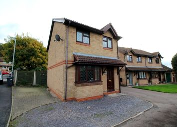 Thumbnail 3 bed detached house for sale in Redwood Drive, Burton-On-Trent, Staffordshire