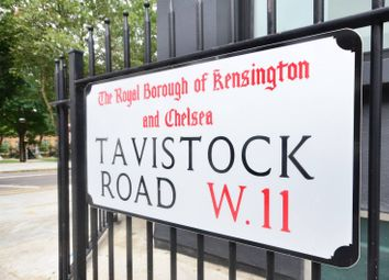 Thumbnail 2 bed flat for sale in Tavistock Road, Notting Hill
