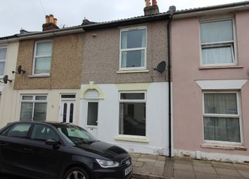 Thumbnail 3 bed terraced house for sale in Cuthbert Road, Portsmouth