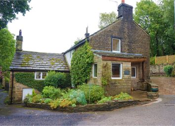Thumbnail 4 bed detached house for sale in 93 Simmondley Village, Glossop