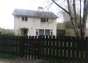 Thumbnail 3 bed detached house to rent in Ty Ysgol Coed Mawr, Treborth, Bangor