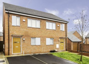 Thumbnail 2 bedroom semi-detached house for sale in Greene Way, Salford
