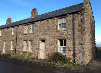 Thumbnail 3 bedroom end terrace house to rent in High Newton Farm Cottages, Newton By The Sea, Northumberland