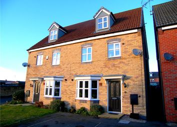 Thumbnail 4 bed semi-detached house for sale in Carnfield Close, South Normanton, Alfreton