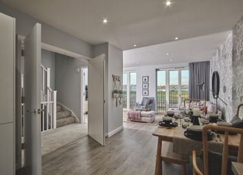 Thumbnail 4 bed semi-detached house for sale in Corys Road, Rochester