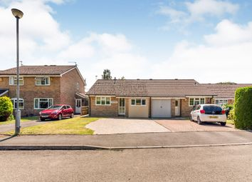 Thumbnail 2 bed semi-detached bungalow for sale in Brython Drive, St. Mellons, Cardiff