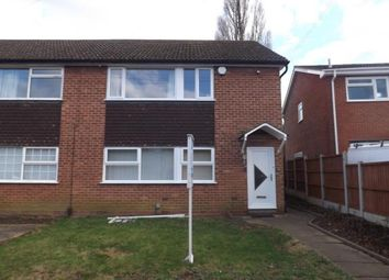 Thumbnail 2 bedroom maisonette for sale in Broomfields Farm Road, Solihull, West Midlands