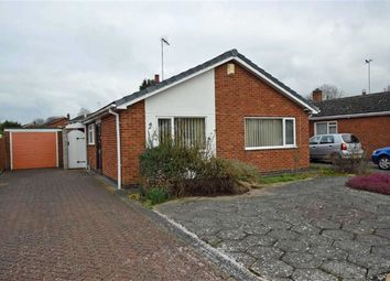 Thumbnail 2 bed detached bungalow for sale in Fairford Avenue, Leicester
